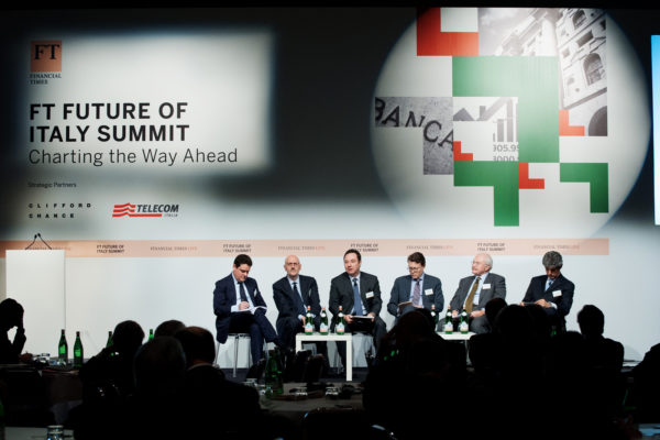 Financial Times – Italy Summit 2013