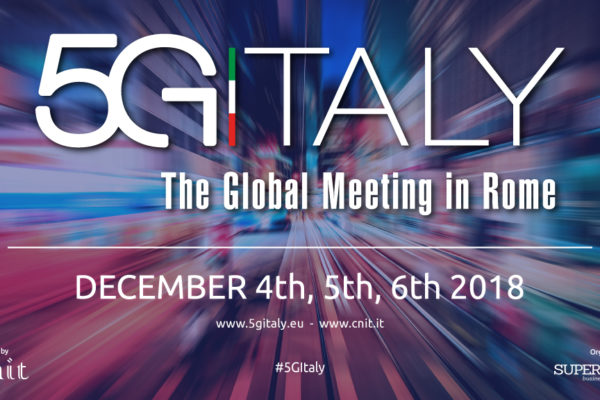 5G Italy 2018 – Video
