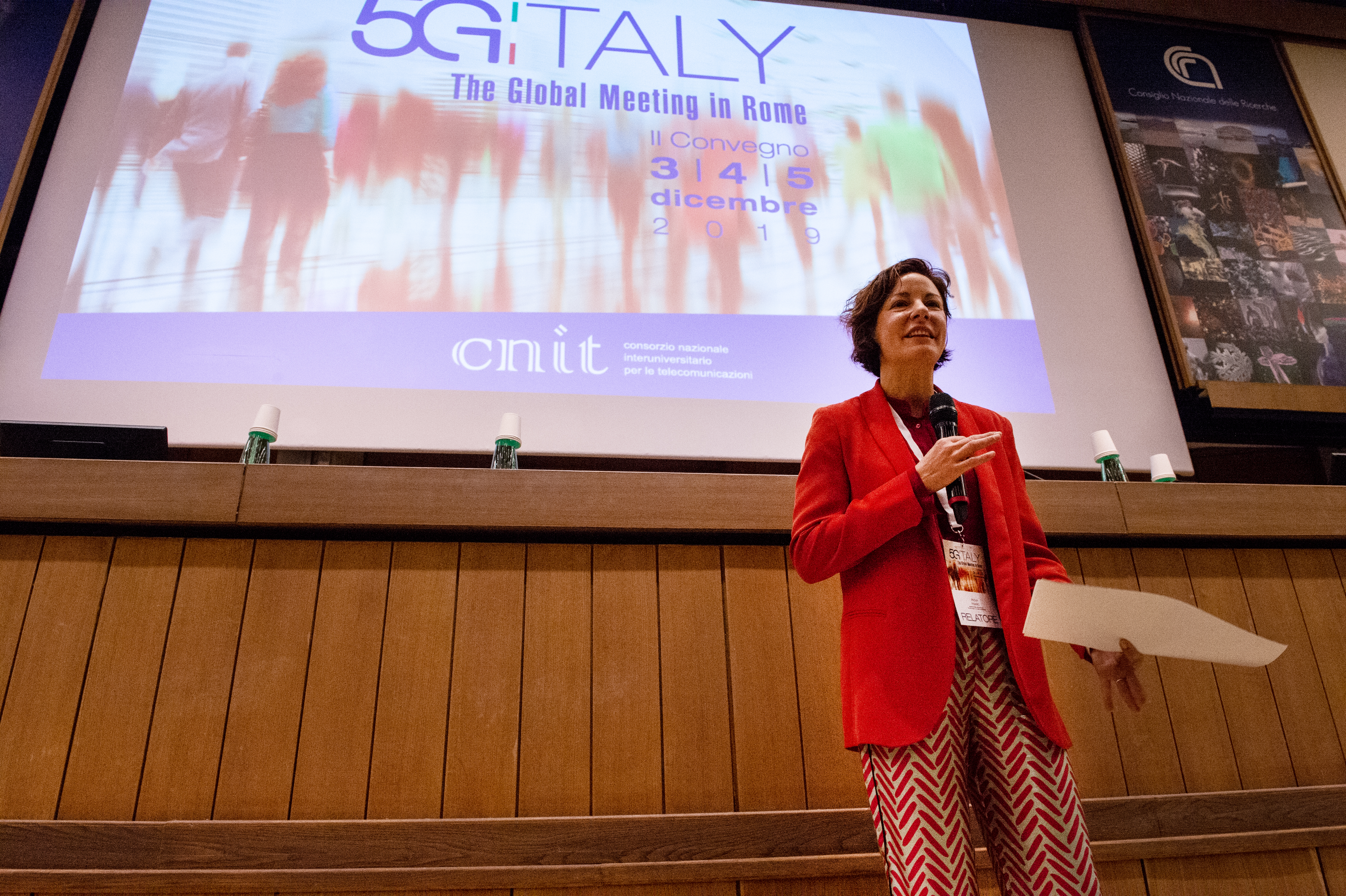 """Conferenza """"5G Italy 2019"""""""