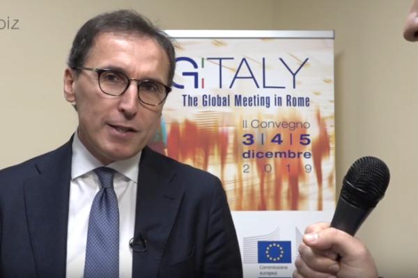 Francesco Boccia, Ministro Affari Regionali e Autonomie (5G Italy 2019)