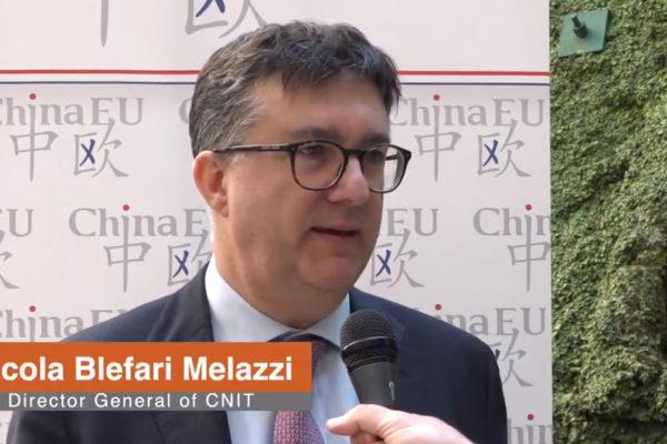 Nicola Blefari Melazzi, CNIT (Dialogo Italia-Cina sulle Smart Cities)