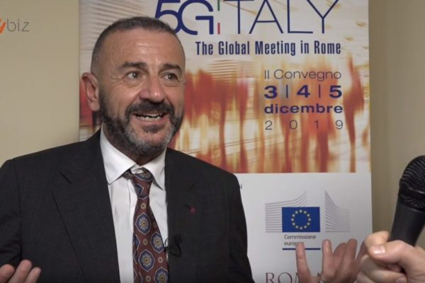 Remo Ricci, JMA Teko (5G Italy 2019)